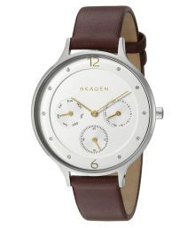 Skagen Silver Dial Womens Watch-skw2394