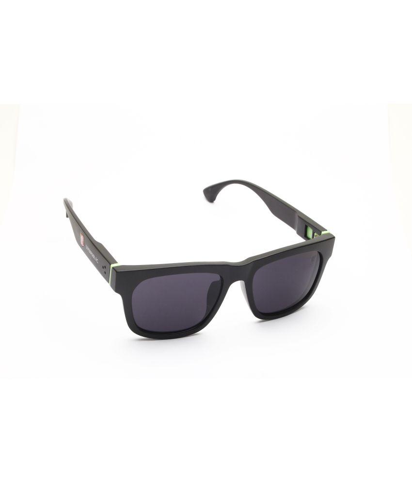 Liverpool Black Wayfarer Sunglasses For Men - Buy Liverpool Black Wayfarer Sunglasses  For Men Online at Low Price - Snapdeal 883d4beb23a