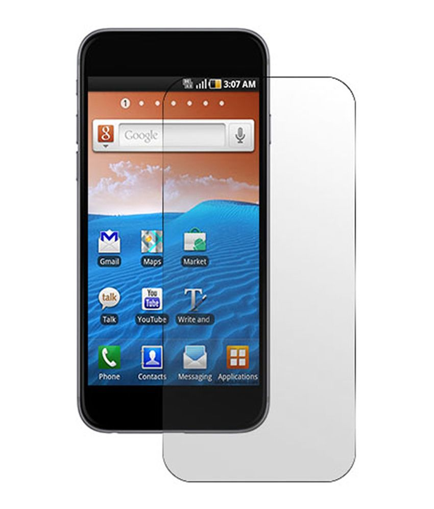 Snaptic Ultra HD Clear Screen Protector Scratch Guard for Micromax Canvas Spark Q380 - 3pcs