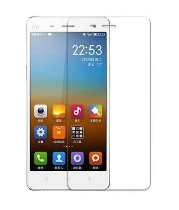 AntiGlare Screen Guard by Uni Mobile Care