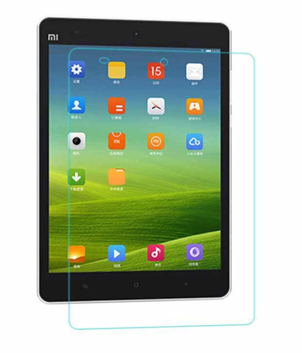 Uni Mobile Care Xiaomi Mi-Pad 8 Inch Anti Glare Matte Finish Screen Guard Protector (Combo Pack Of 2 Pcs) 434