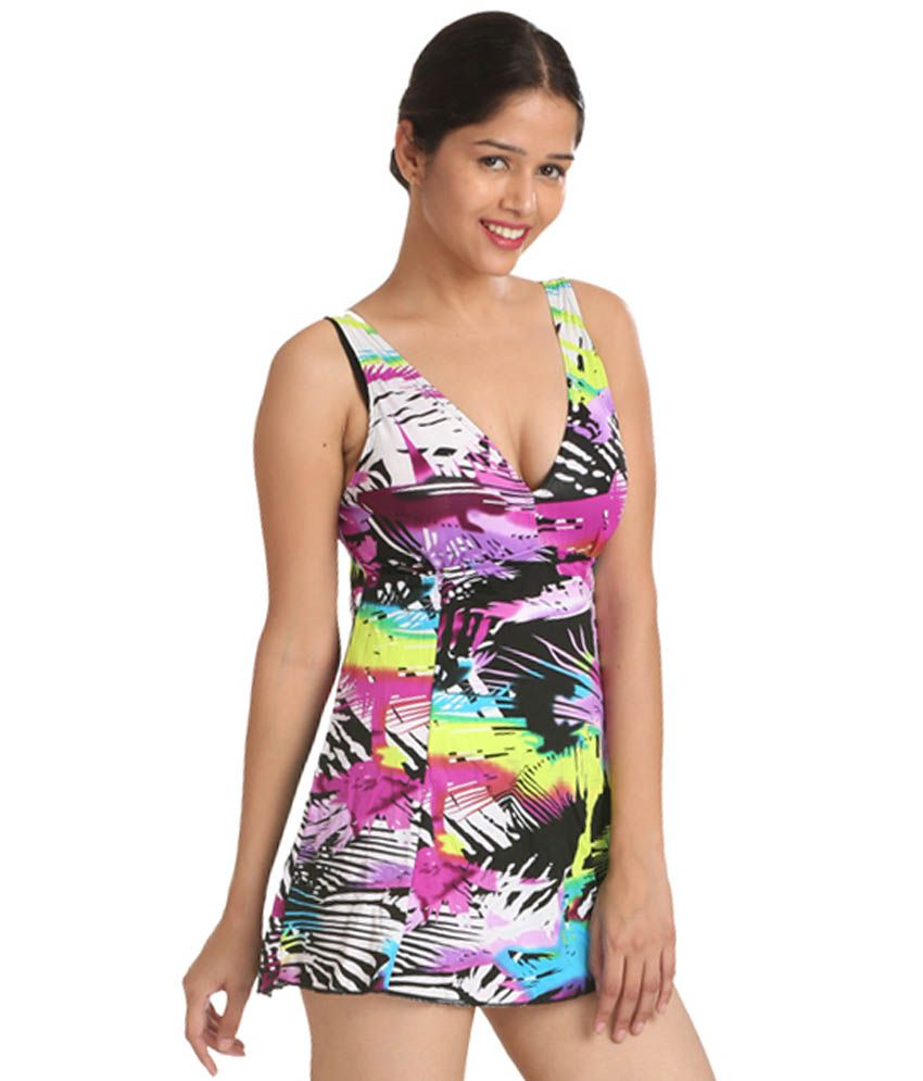 Fascinating Lingerie Multi Color Cover up