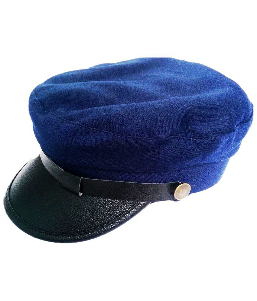 LibLeo Navy Blue Golf Cap for Men - Buy Online   Rs.  73cb2f789f1