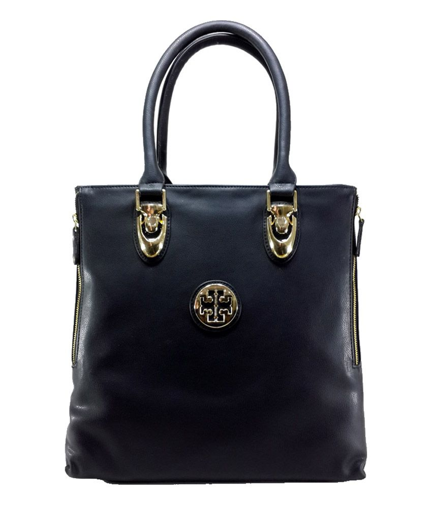 Sasta Vasta Black Tote Bag
