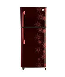 Godrej 231 Ltrs RT EON 231 C 2.3 Frost Free Double Door Refrigerator - Berry Bloom Lilies