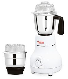 United 011-NANO PLUS Mixer Grinder White