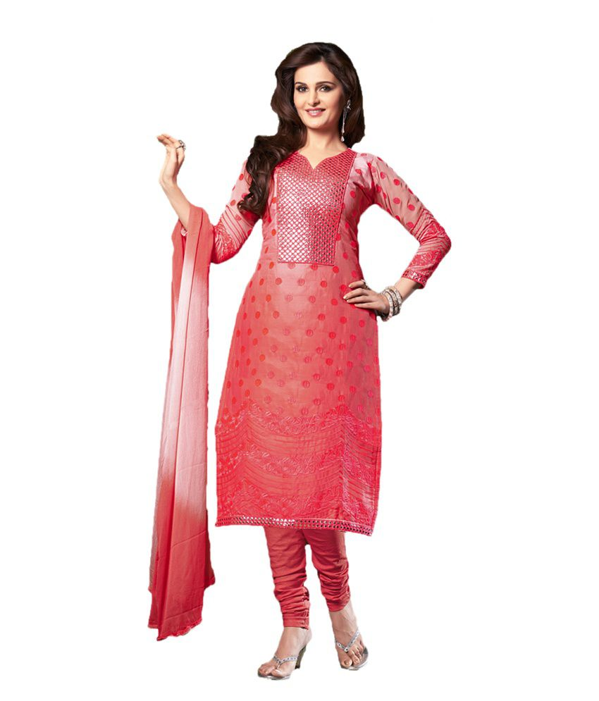 Indian wholesale clothing maroon cotton dress material for Cheap clothing material