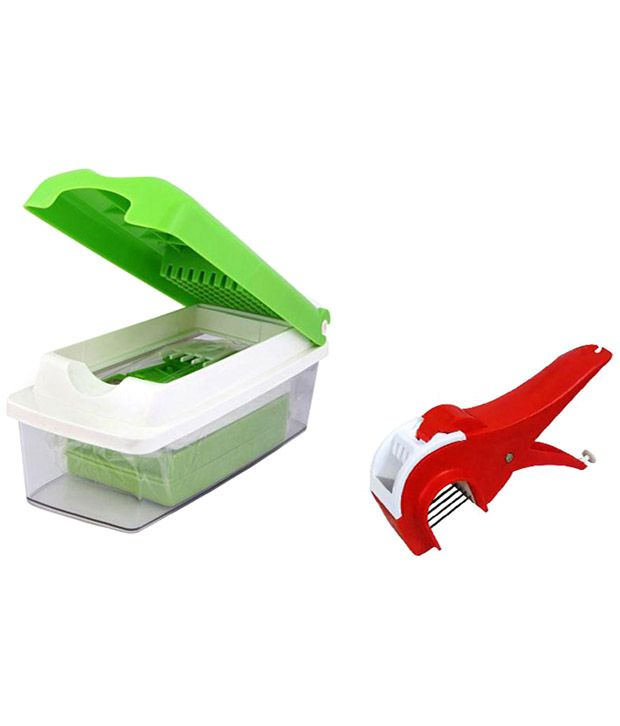 zalak dicer vegetable cutter chopper graters and slicers with cutter - Vegetable Dicer