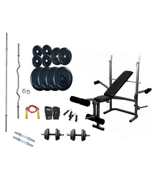 Protoner kg weight lifting home gym imported in multi