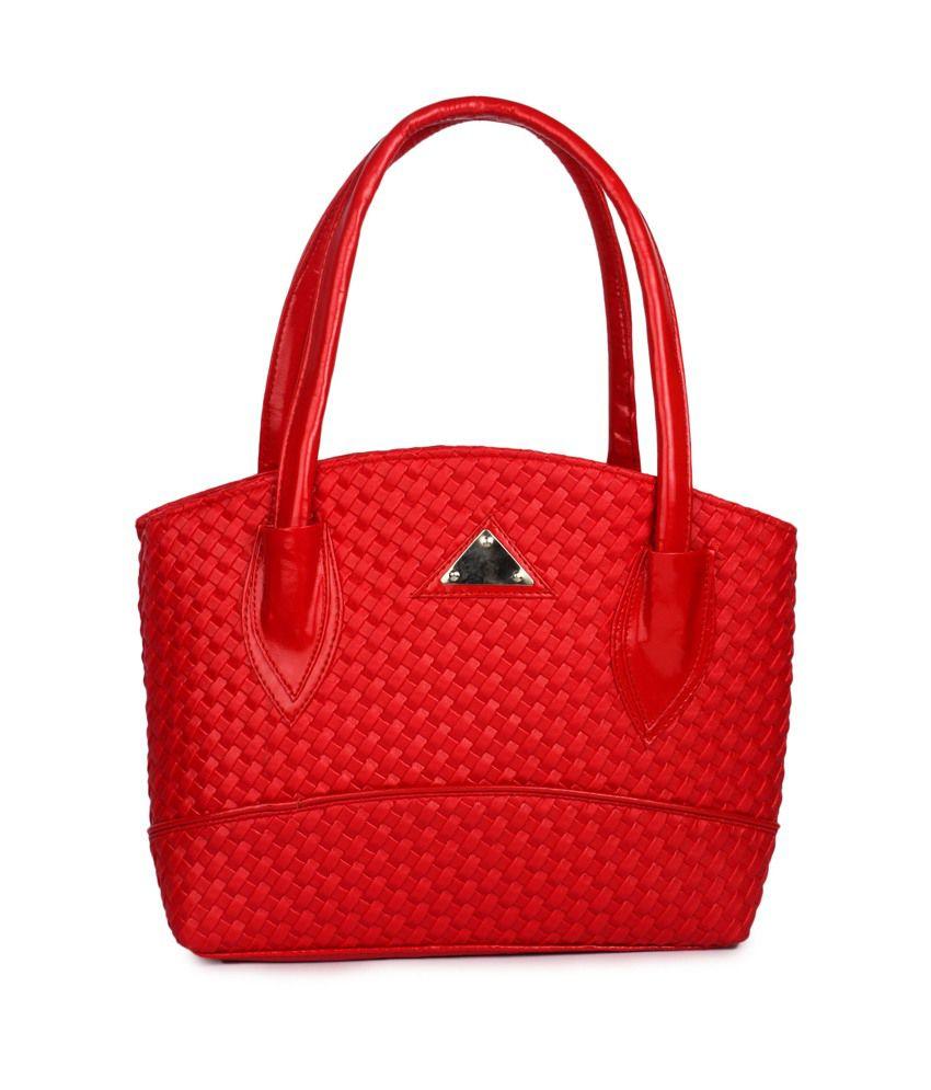 Maiden Red Women Handbag