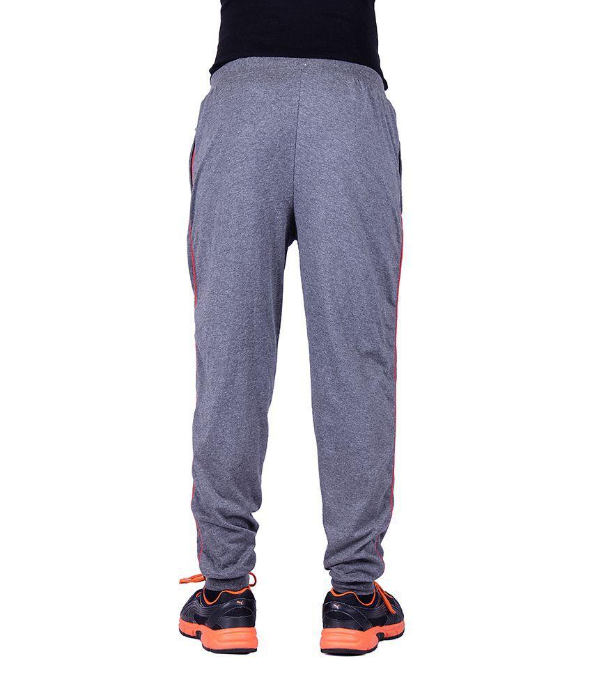 66dc127b2f Dfh Dark Gray Rib Men Track Pants