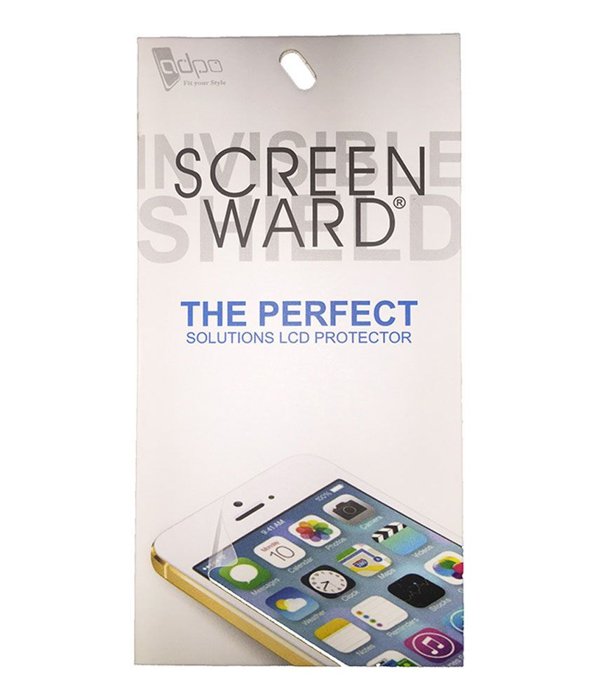 Nokia X3-02 Clear Screen Guard by Adpo