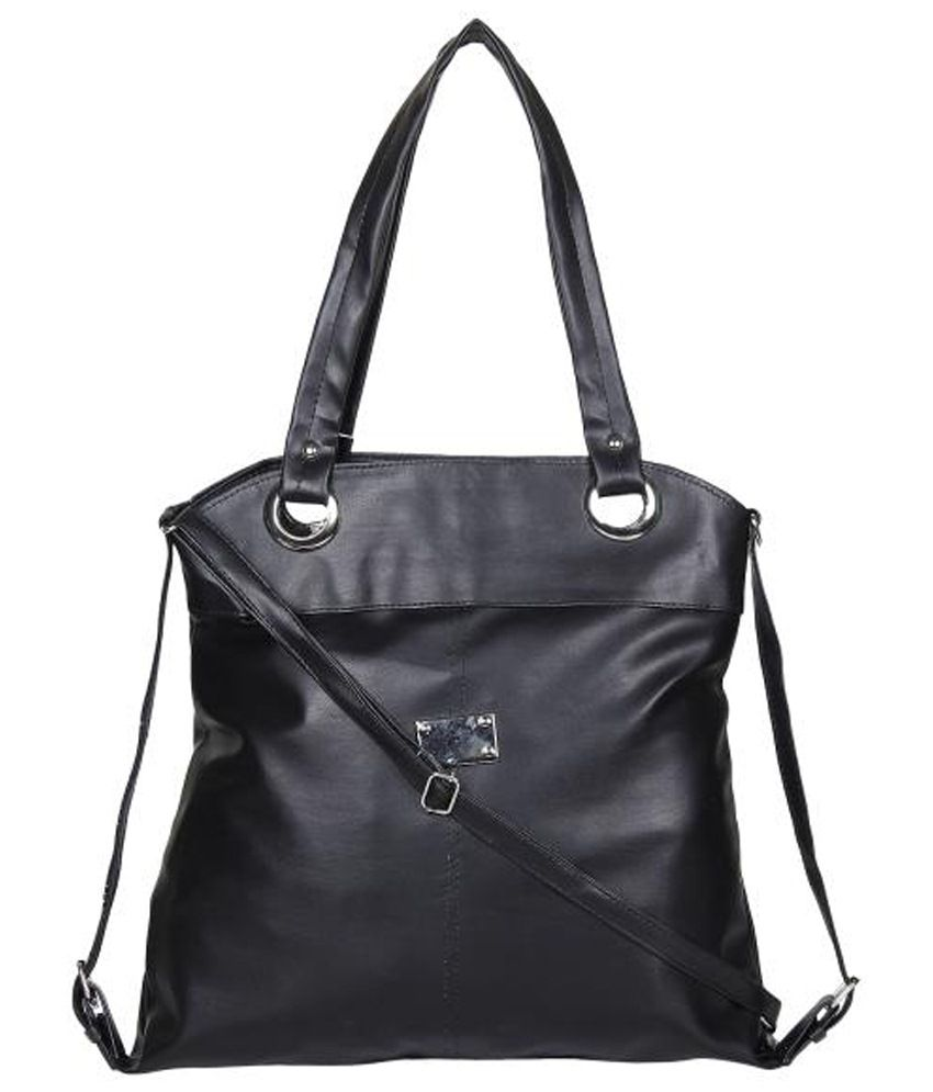 Cocktail Black Hand Bag