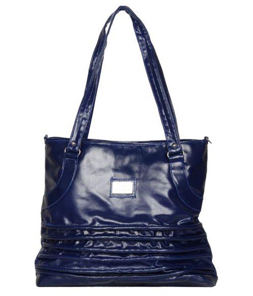 Cocktail Blue Hand Bag