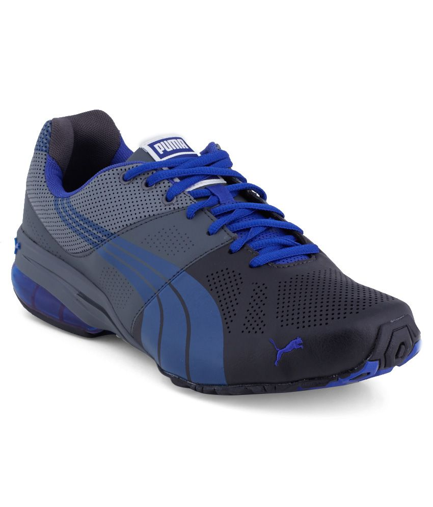 f80f9376252f Puma Cell Hiro Dp Black Sports Shoes - Buy Puma Cell Hiro Dp Black Sports  Shoes Online at Best Prices in India on Snapdeal