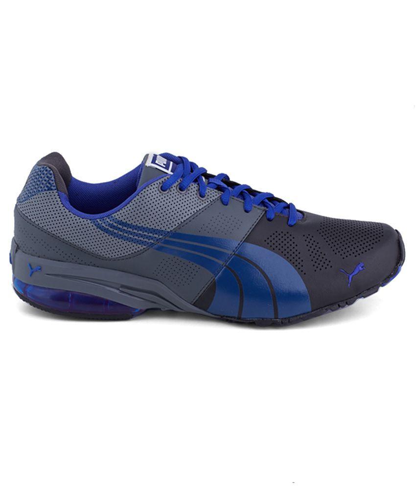 67d900fcf58c Puma Cell Hiro Dp Black Sports Shoes - Buy Puma Cell Hiro Dp Black ...