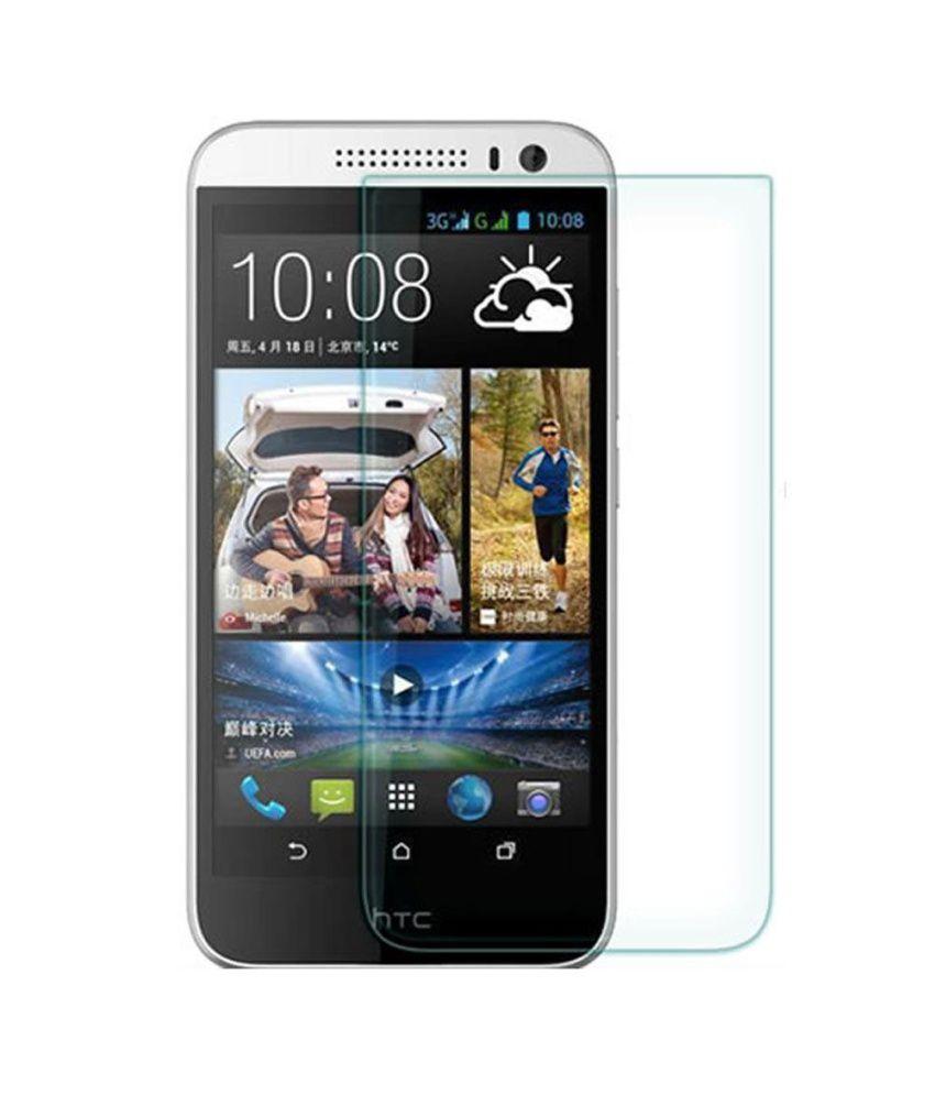 Uni Mobile Care Matte Screen Guard For HTC Desire 826