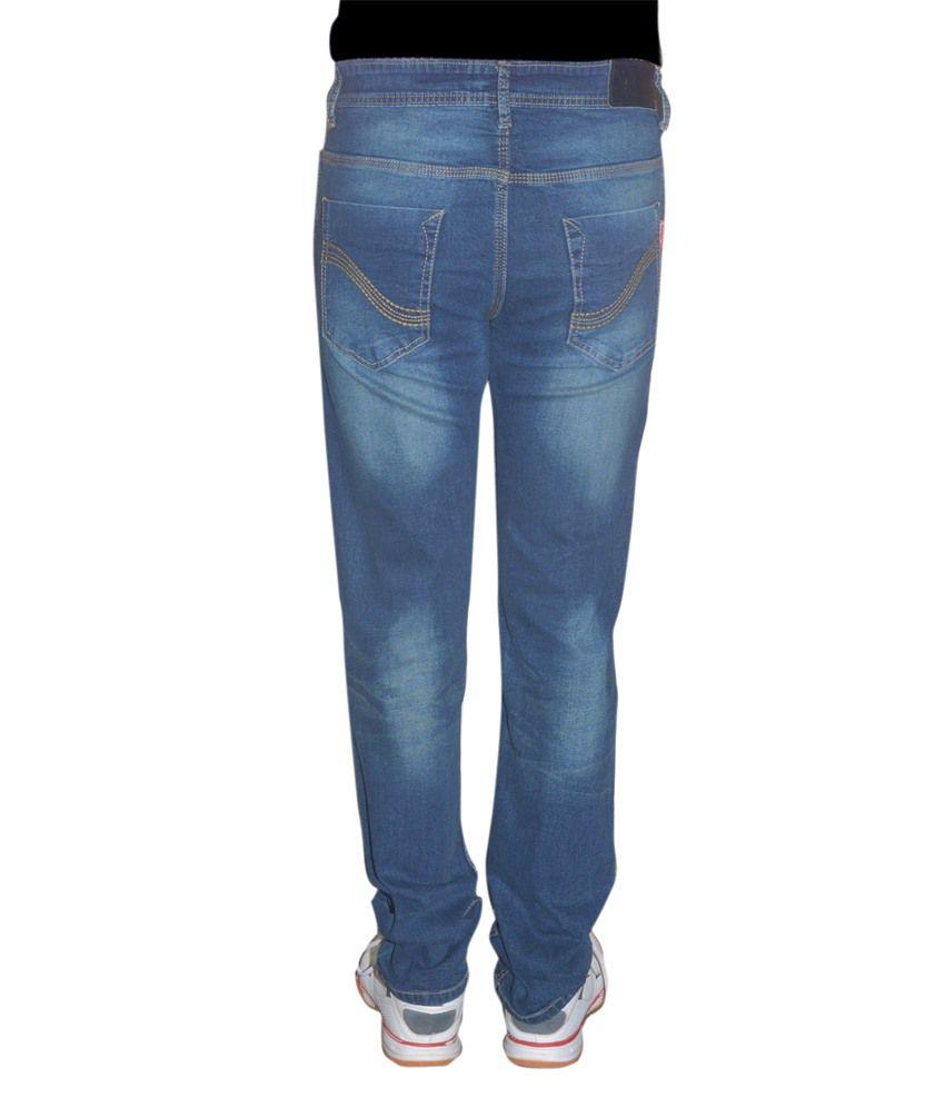 Nascent Blue Skinny Fit Jeans