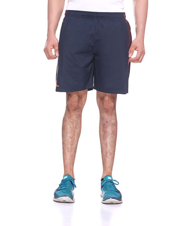 Sport Sun Navy Micro Active Shorts