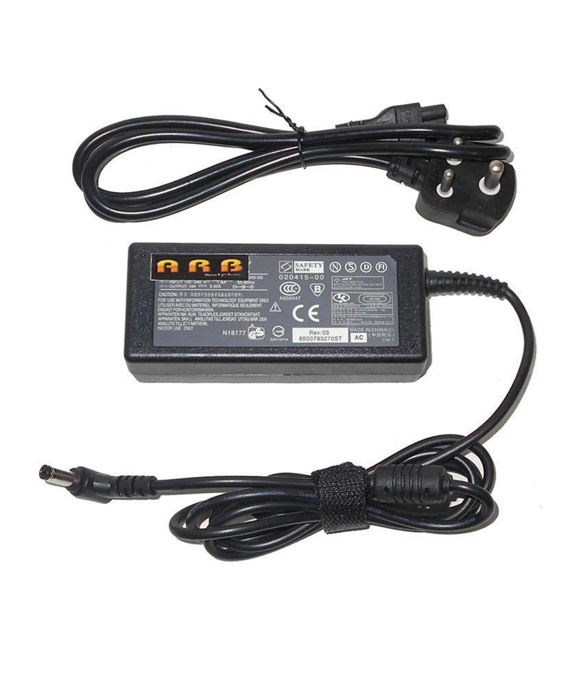 ARB Laptop Adapter For Asus X54H-SX168 X54H-SX270V X54C-SO129D 19V 3.42A