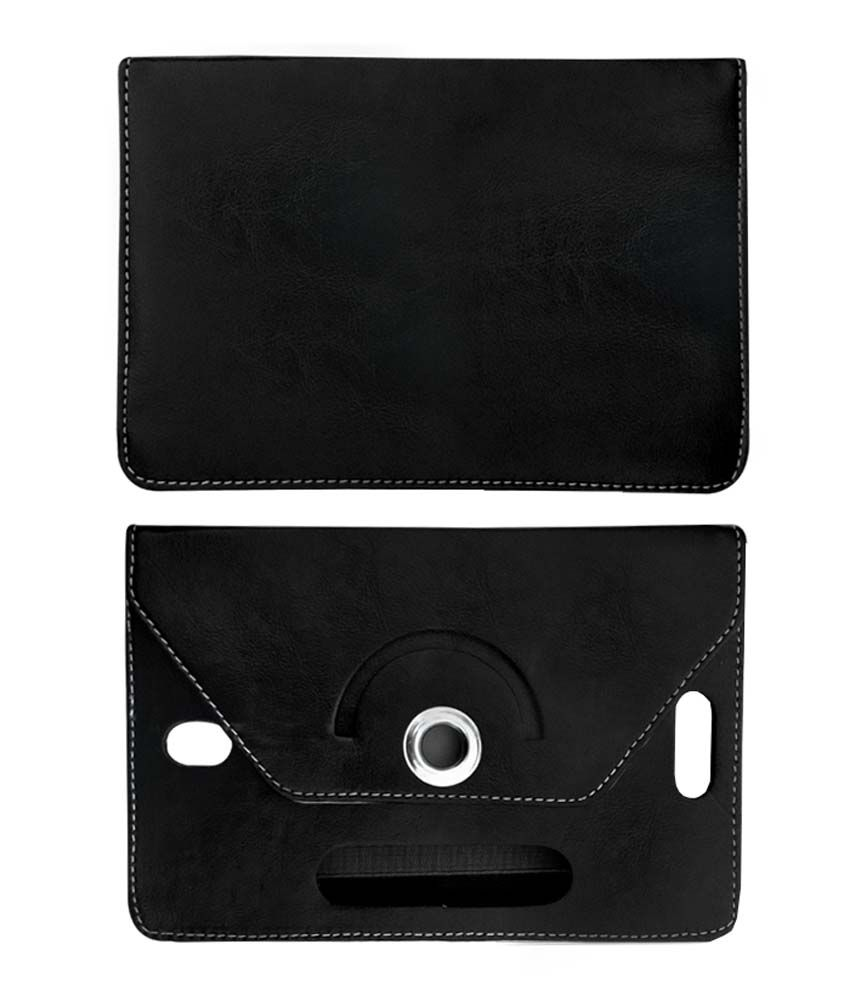 Fastway 8 Inch Rotate Tablet Book Cover For Lenovo Tab 2 A8-Black