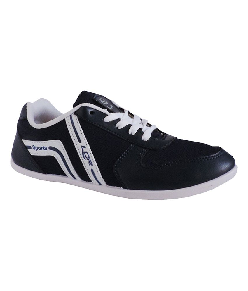 Lancer Navy Blue Running Shoes  available at snapdeal for Rs.474