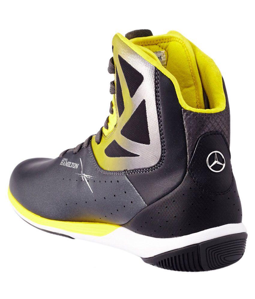 Puma Men's MAMGP Perilo Mid Running Shoes