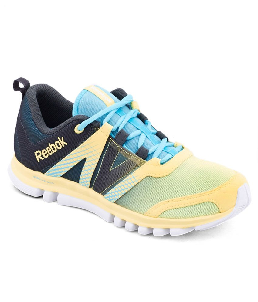 b21d07445d4c Reebok Sublite Duo Lx Sport Shoes - Buy Reebok Sublite Duo Lx Sport Shoes  Online at Best Prices in India on Snapdeal