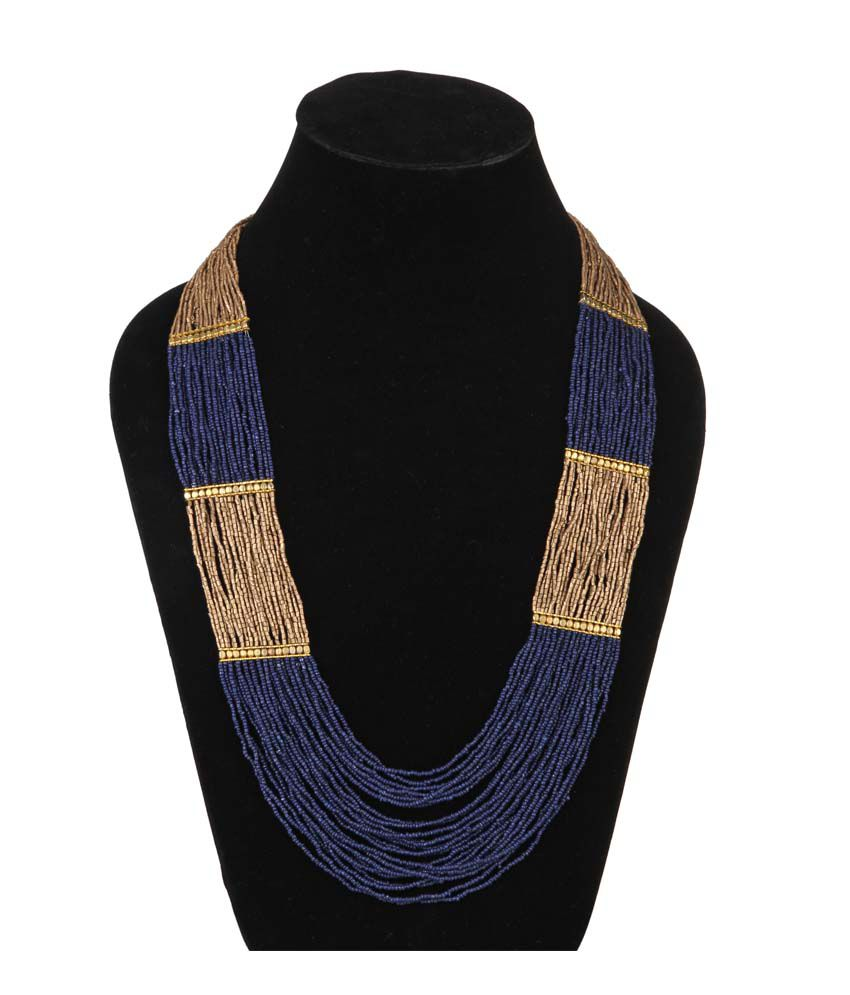 DCA Multicolor Contemporary Casual Hit Daily Wear Necklace