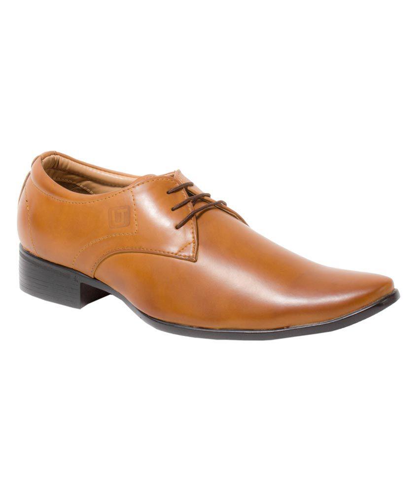 Light Brown Shoes Formal