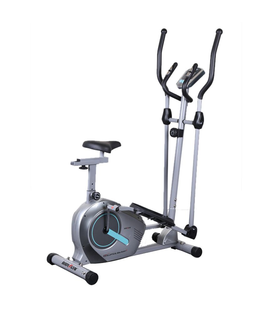 Deemark Axiom II Body Gym Elliptical Bike: Buy Online At