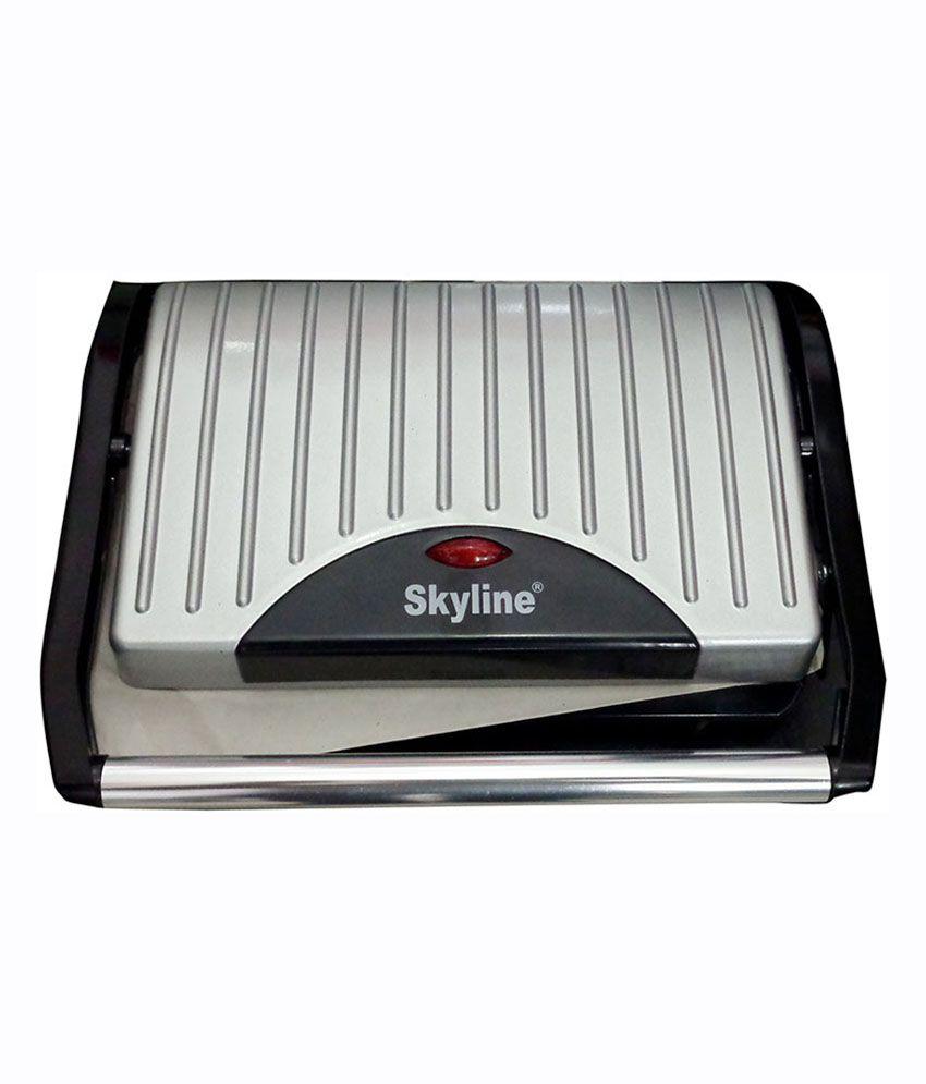 Skyline VT-5020 Grills Silver