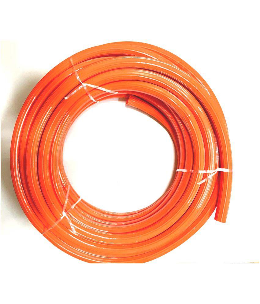 Buy Sudershan Plast Orange 15metre 5 Inch Water Pvc Pipe Online At Low Price In India Snapdeal
