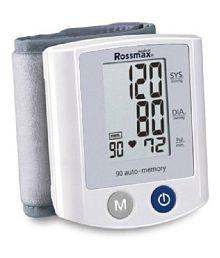 Rossmax s1 50 Wrist Bp Monitor