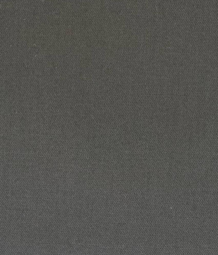 Geoffrey Hammonds Black Cotton Blend Unstitched Pant Pc