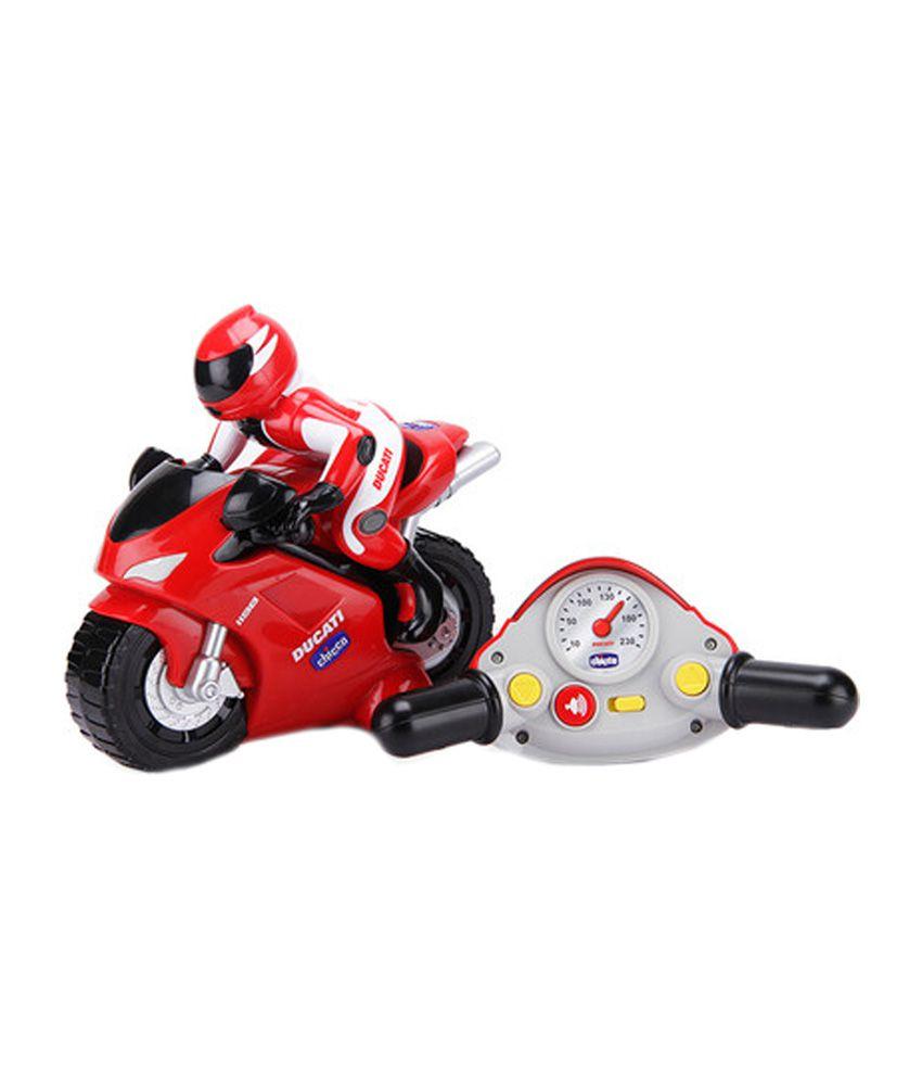 chicco ducati 1198 bike - red - buy chicco ducati 1198 bike - red