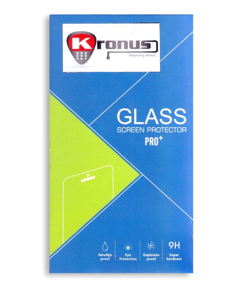 Kronus Tempered Glass Protector for Nokia Lumia 630