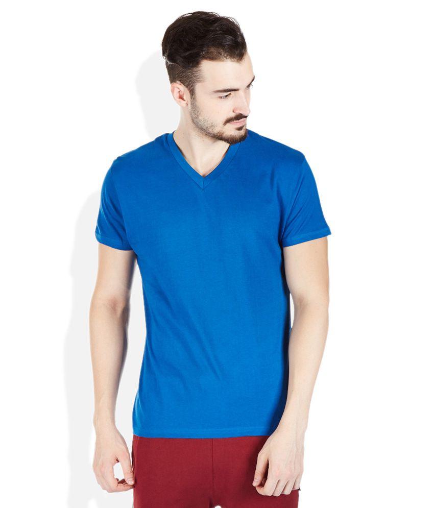 Hanes Blue V Neck T Shirt Buy Hanes Blue V Neck T Shirt