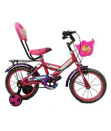 Torado Buzz sr 14T Pink Kids Bicycle for Ages: 3-5 years