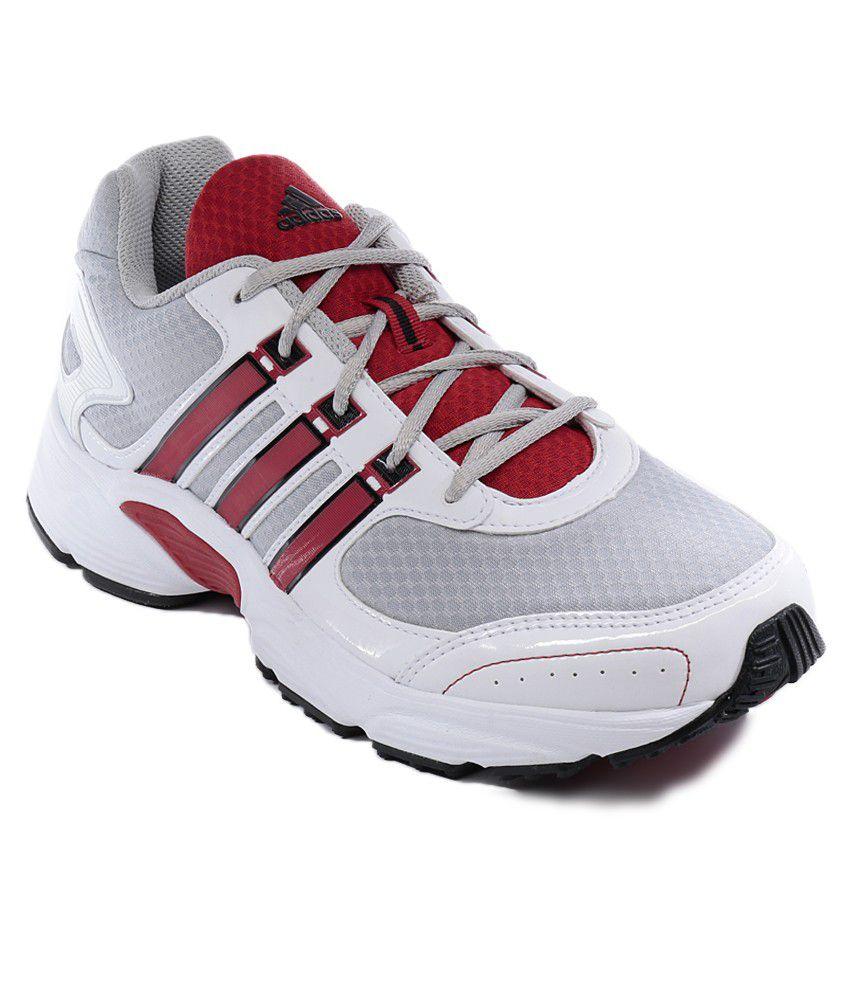 Adidas Vanquish White Sport Shoes - Buy Adidas Vanquish