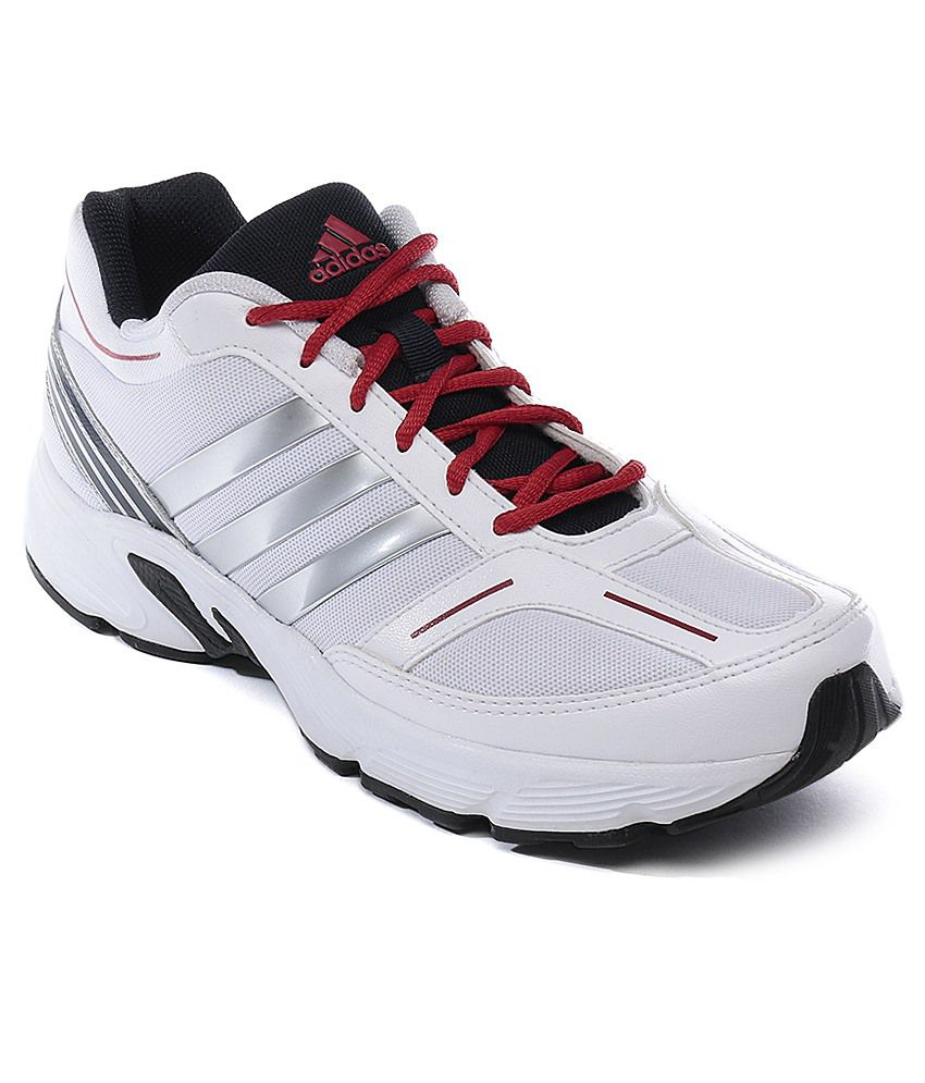 Adidas White Sports Shoes Buy Online