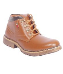 Limerence Brown Boots