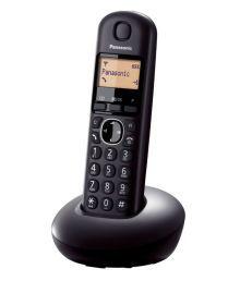 Panasonic 5 Redial Memory Cordless Phone KX-TGB210EB