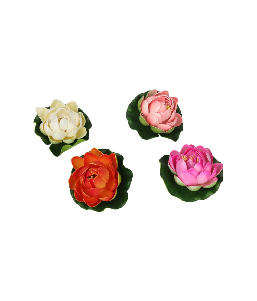 Ideal gifts virgin plastic artificial flower home decor for Artificial flowers for home decoration india