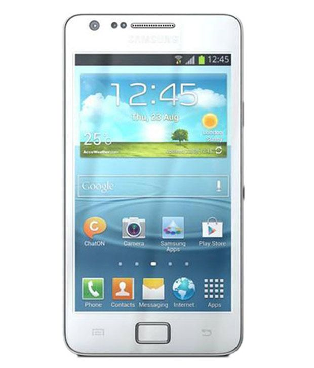 Samsung Galaxy S Ii Plus I9105 Mobile Phones Online At Low
