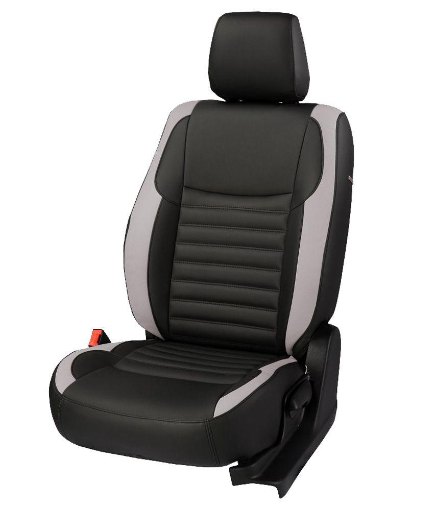 Vegas Pu Leather Seat Cover For Maruti Baleno Buy Vegas Pu Leather