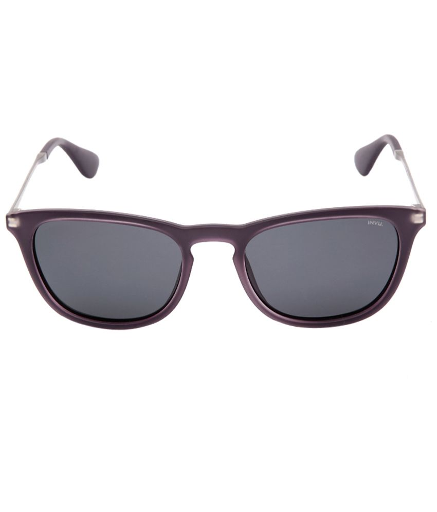 fb427d50c03e7 Invu Gray Cat Eye Sunglasses For Women - Buy Invu Gray Cat Eye Sunglasses  For Women Online at Low Price - Snapdeal