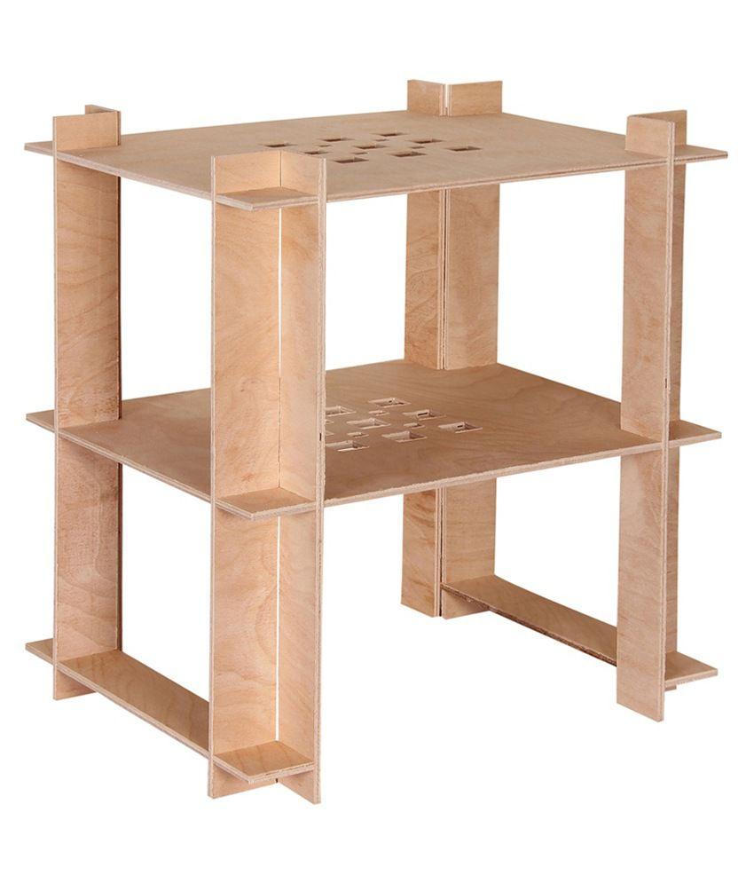 Side Table in Beige