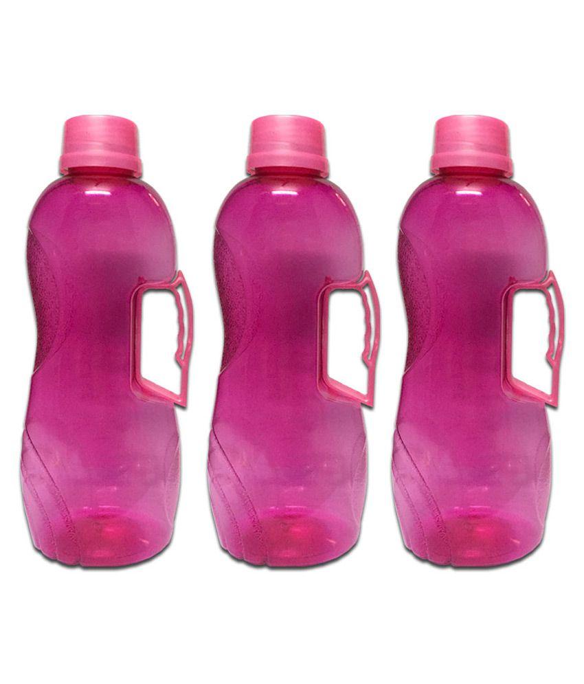 Vibhavari Fridge Water Bottle Set Of 3