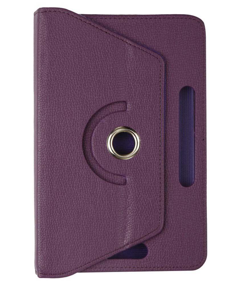 Noise Tablet Cover For iBall Slide 3G 7271 -Purple